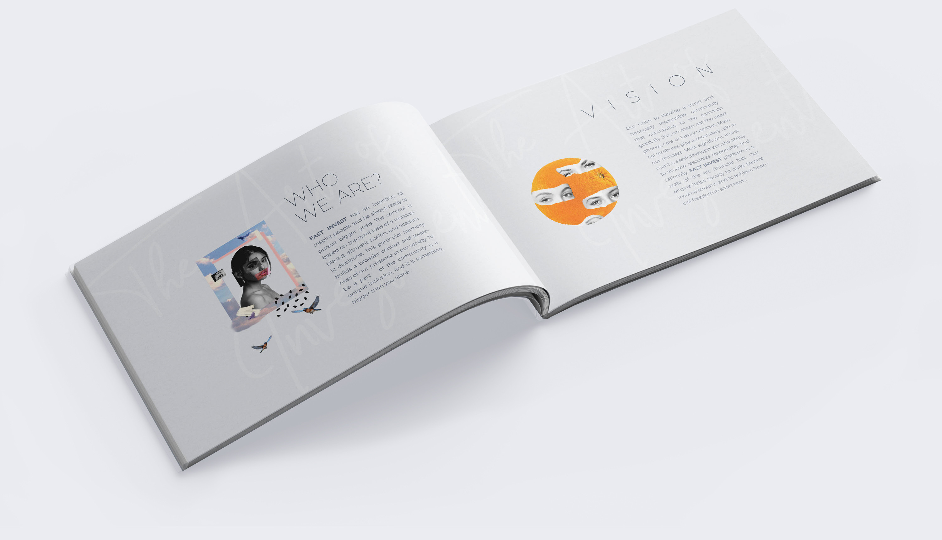 FAST INVEST Brand Book Image